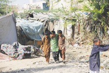 COVER: The heart of Karachi: Karachi Raj By Anis Shivani