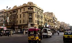 Note Book: Changing face of Saddar
