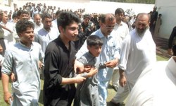 Son of former MNA recovered safely
