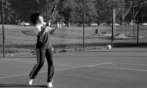 Bombs and backhands: The life of a Pakistani tennis player