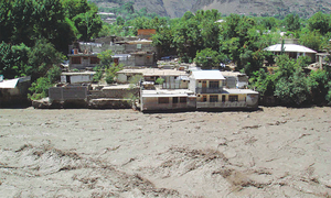 Sos Chitral: Desperate times