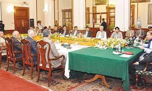 Step up pace of Karachi operation, orders PM