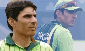 Misbahul Haq: the war time captain
