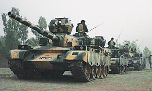 Two army men, six terrorists killed in Shawal clash: ISPR