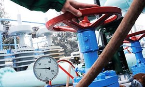 Gas supply to PSM not fully restored