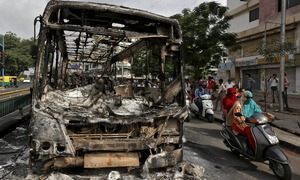 Communal clashes in Indian state of Gujarat kill six