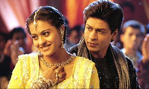 Kajol makes my songs look like magic: Shah Rukh Khan