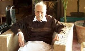 Justice (retd) Zafar Hussain Mirza passes away