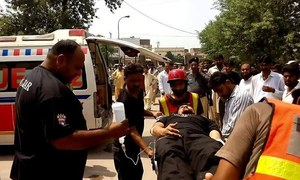 At least five killed during raid on suspected militant hideout in Toba Tek Singh