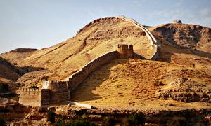 پراسرار رنی کوٹ: ' دنیا کا سب سے بڑا قلعہ'