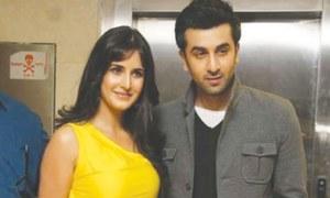 Katrina and Ranbir visit  Saif and Kareena
