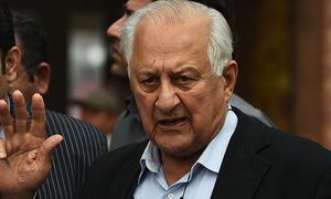 No rift with Najam Sethi: Shaharyar Khan