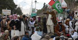 ASWJ holds protest in several towns over 'disappearance' of activists