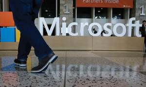 Microsoft mulls innovation centre for Peshawar