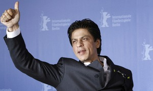 Did you know? Shah Rukh Khan has his eye on the Nobel Prize