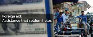 Assistance that seldom helps