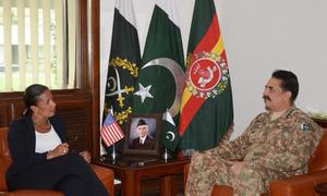 US NSA appreciates Pakistan Army's role in war on terror