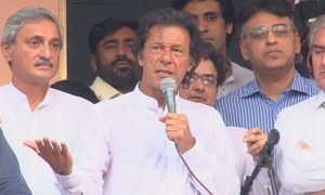 Is the path of confrontation taken by Imran Khan a sensible choice?