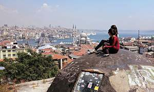 Books and baklava: Off the beaten path in Istanbul