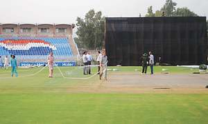 Twenty20 Cup qualifying round from today