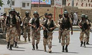 Another SSGC man detained by Rangers