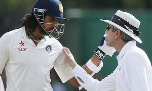 Ishant Sharma, three Sri Lankan players charged for misconduct