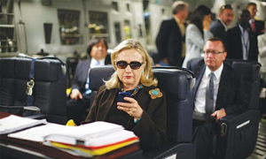 Latest Clinton emails show frustrations at State