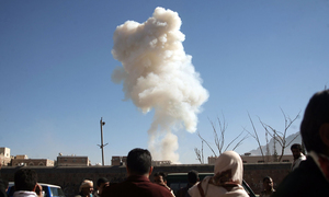 At least 28 killed in twin suicide bomb attack on Yemen mosque