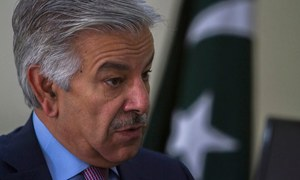 Pakistan ready to respond to any 'short' or 'long' war: Khawaja Asif