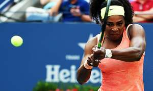 Serena, Djokovic, Nadal seek US Open last 16 spots