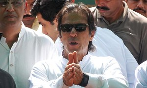 Karachi cannot be a separate province, says Imran