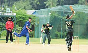 Pakistan Disabled team win opener