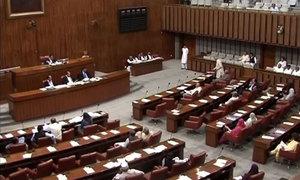 Govt delays Senate session for 'unexplained reasons'