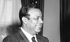 The Pakistani Prime Minister who drove a locomotive