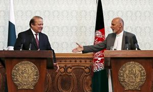 Pak-Afghan relations: Hanging by a thread