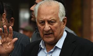 Shaharyar asks ICC president Zaheer to convince India for UAE series