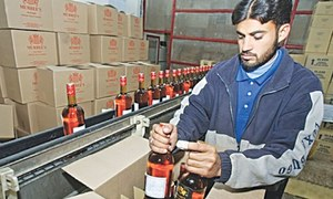Murree Brewery: self-financed capacity expansion