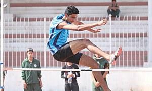 Muheed crowned the fastest man in Karachi