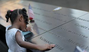 In pictures: The 9/11 Memorial