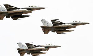 22 killed  in South Waziristan air strikes