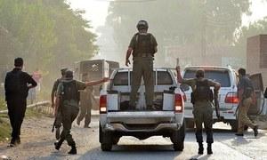 پشاور: 'دہشتگرد طویل جھڑپ میں الجھانا چاہتے تھے'