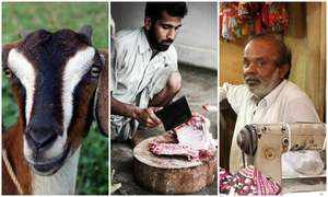 Here's how the bakra, the butcher and the tailor messed up my Bakra Eid
