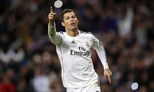 Film on Ronaldo offers unparalleled insight into superstar's life