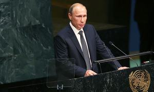 Russian parliament approves anti-IS airstrikes in Syria