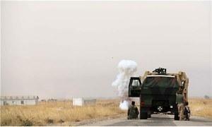Iraqi Kurds take back land from Islamic State militants