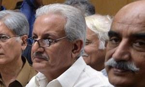 Rabbani, Shah for across-the-board accountability