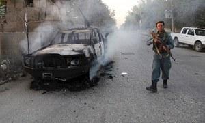 Afghan forces retake control of Kunduz from Taliban