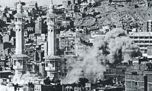 Storming heaven: A revolt in Makkah