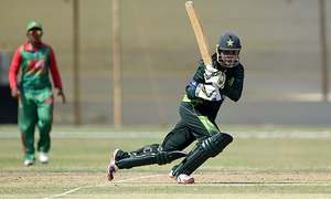Bismah stars again as Pakistan sweep Bangladesh T20 series