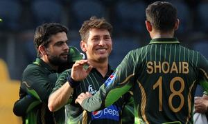Yasir takes six as Pakistan complete 131-run win over Zimbabwe